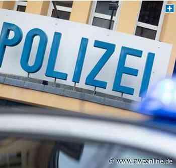 Polizeieinsatz in Visbek: Mann will mit 3,13 Promille nach Unfall Pkw fahren - Nordwest-Zeitung