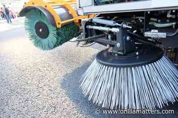 Winter sand cleaning to begin in Penetanguishene - OrilliaMatters