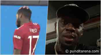 Usain Bolt loses it on social media after Fred's error against Leicester - Pundit Arena