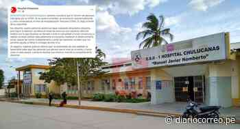Hospital de Chulucanas colapsa por casos de coronavirus - Diario Correo