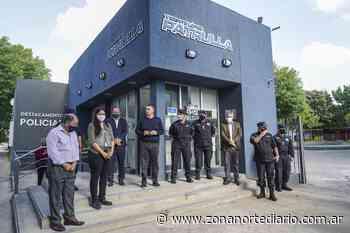 Villa Martelli: cambia el nombre del destacamento Almafuerte en reconocimiento al Sargento Ávalos - Zona Norte Diario Online