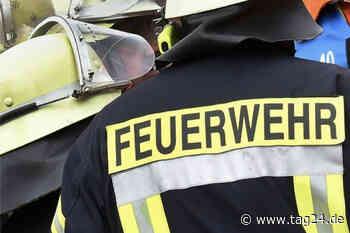 Wohnhaus in Torgau fängt Feuer: Zwei Bewohner (65,68) verletzt - TAG24