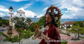 Viaje a la tradición ritual de Santa Fe de Antioquia que cumple 450 años - El Colombiano