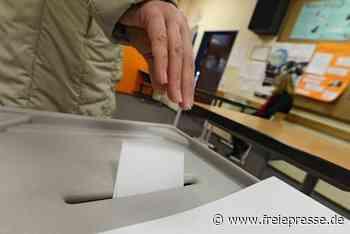 Bürgermeisterwahl in Mulda: Rund die Hälfte der Wahlberechtigten hat bis Mittag bereits gewählt - Freie Presse