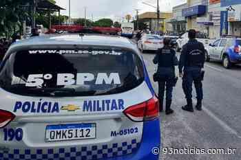 Polícia Militar prende suspeito de estelionato em Nossa Senhora do Socorro - 93Notícias