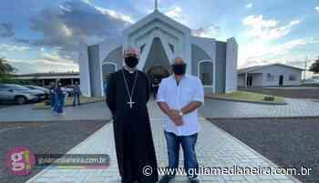Paróquia Nossa Senhora do Perpetuo Socorro é inaugurada com a presença de Bispo Diocesano - Guia Medianeira
