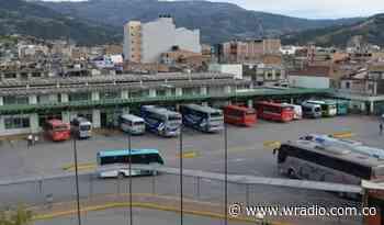 Terminal de Sogamoso cancela el contrato de seguridad en el transporte de pasajeros - W Radio