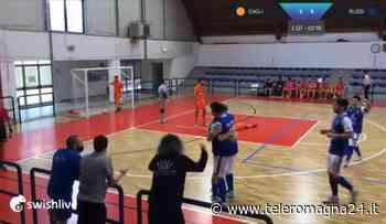CALCIO A 5: Russi infinito con Michelacci, il Cagli è rimontato 3-4 | VIDEO - Teleromagna24
