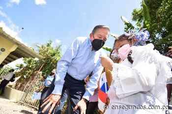 Presidente Cortizo entrega mejora habitacional a familia de bajos recursos en Pacora - En Segundos
