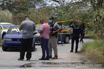 Asesinan a sujeto en el portal de una residencia en Pacora - Mi Diario Panamá