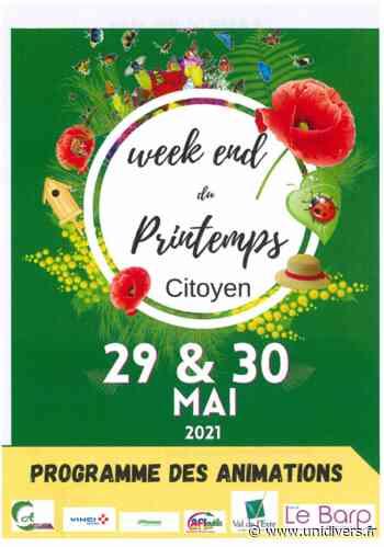 Week-end du Printemps Citoyen samedi 29 mai 2021 - Unidivers