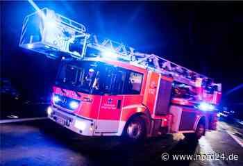 Fünf Verletzte bei Feuer in Loxstedt - Nord24