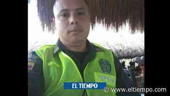 Un patrullero de la Policía fue asesinado en Montelíbano, Córdoba - El Tiempo