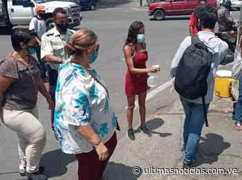 Retuvieron 28 personas que no portaban tapabocas en Charallave - Últimas Noticias