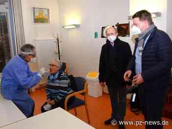 Corona-Schnelltests nun auch in Ispringen - Region - Pforzheimer Zeitung