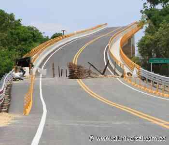 Puente de Soplaviento está listo, pero aún no se abrirá - El Universal - Colombia