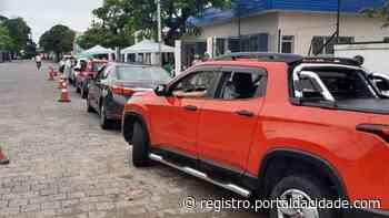 Prefeitura de Iguape promove mutirão de vacinação no sábado 22/03/2021 às 01:42 - Adilson Cabral