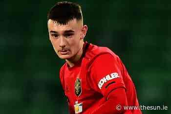 Man Utd youngster Dylan Levitt joins Croatian minnows NK Istra on loan transfer until end of season to win... - The Irish Sun