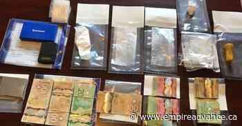 Drugs, cash seized in Minnedosa - Virden Empire Advance