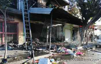 Incendio en San Onofre dejó una persona muerta y otra más desaparecida - Notisistema