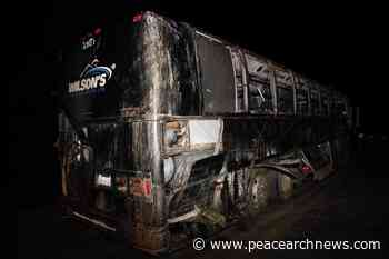 Coroner says lack of seatbelts a factor in fatal Bamfield bus crash – Peace Arch News - Peace Arch News