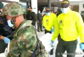 Neutralizan en Ituango a alias El Perro, presunto segundo cabecilla del Clan de Golfo - Telemedellín