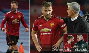 Luke Shaw opens up on having 'no confidence' and 'losing my belief' under Jose Mourinho