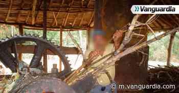Campesino perdió una mano en un accidente laboral en Mogotes - Vanguardia
