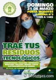 Punta Mogotes: Convocan a una jornada para juntar desechos tecnológicos - InfoBrisas
