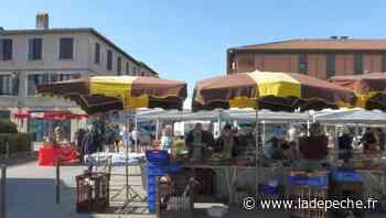 Plaisance-du-Touch. Le marché de plein vent s'agrandit - ladepeche.fr