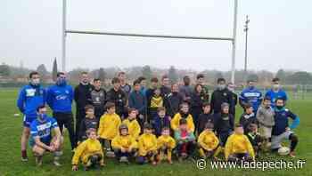 Plaisance-du-Touch. Une surprise pour l'école de rugby à XIII - ladepeche.fr