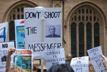 Julian Assange endlos eingekerkert   Radio Dreyeckland - radio dreyeckland