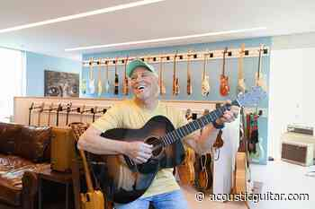 Guitar Talk: Jimmy Buffett on His Evolving Collection of Golden-Era Instruments - Acoustic Guitar