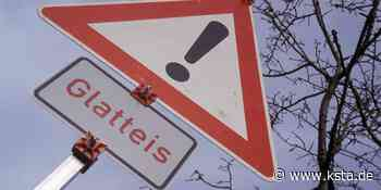 Glatteis: 52-Jährige überschlägt sich mit ihrem Auto in Neunkirchen-Seelscheid - Kölner Stadt-Anzeiger