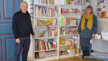 Mildstedt: Demenz-Bibliothek vor dem Aus gerettet   shz.de - shz.de
