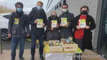 La maire de Loos empêche une collecte de La France insoumise au profit du Secours populaire - La Voix du Nord
