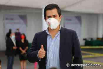 Lorenzo Rivera,candidato oficial del PRI por Chignahuapan - desdepuebla.com - DesdePuebla