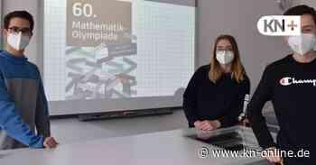 Gymnasium Kronshagen: Drei erste Plätze bei der Mathe-Olympiade - Kieler Nachrichten