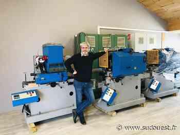 Médoc : l'imprimeur de Pauillac innove et parie sur l'avenir - Sud Ouest