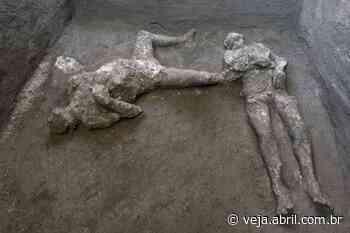 Estudo: Quanto tempo levou para o Vesúvio dizimar Pompeia? - VEJA.com