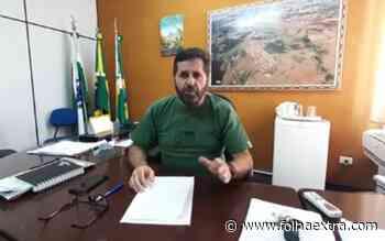 """""""Lockdown"""" em Wenceslau Braz acaba neste domingo; prefeito alerta populacão e pede cautela - Folha Extra"""
