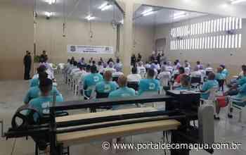 Curso de capacitação profissional é iniciado no Presídio de Arroio dos Ratos - Portal de Camaquã