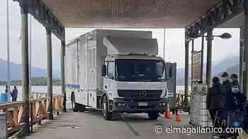 Ferry de Tabsa trasladó mamógrafo móvil hasta la apartada localidad de Puerto Edén - El Magallánico