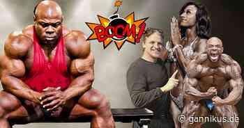 Auf Krawall gebürstet: Bodybuilding-Welt stellt sich gegen Kai Greene! - Gannikus