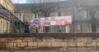 Bergerac : leur école menacée de fermeture, les parents affichent leur opposition - Sud Ouest