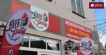 """Trotz Corona: In Bad Wurzach eröffnet das Burger-Restaurant """"Beef 'n Patty"""" - Schwäbische"""