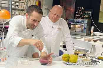 A Paris-Saclay, Thierry Marx concocte les plats que Thomas Pesquet dégustera dans l'espace - Le Parisien