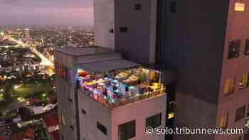 Agra Rooftop Alila Solo Hotel Tawarkan Menu 'Steak Republic', Bisa Makan Sambil Lihat Kota Solo - Tribun Solo