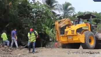 MOP anuncia cierre de carretera Panamericana en las Guías de Río Hato, Antón - TVN Noticias