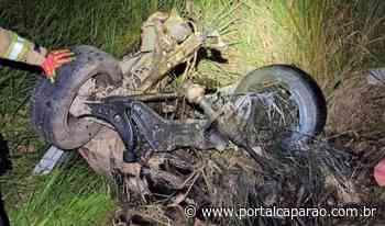 Jovem de Espera Feliz e namorado morrem em grave acidente na BR-116 - Portal Caparaó